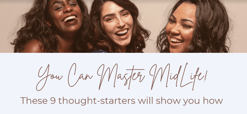 Lead Magnet - You Can Master Midlife